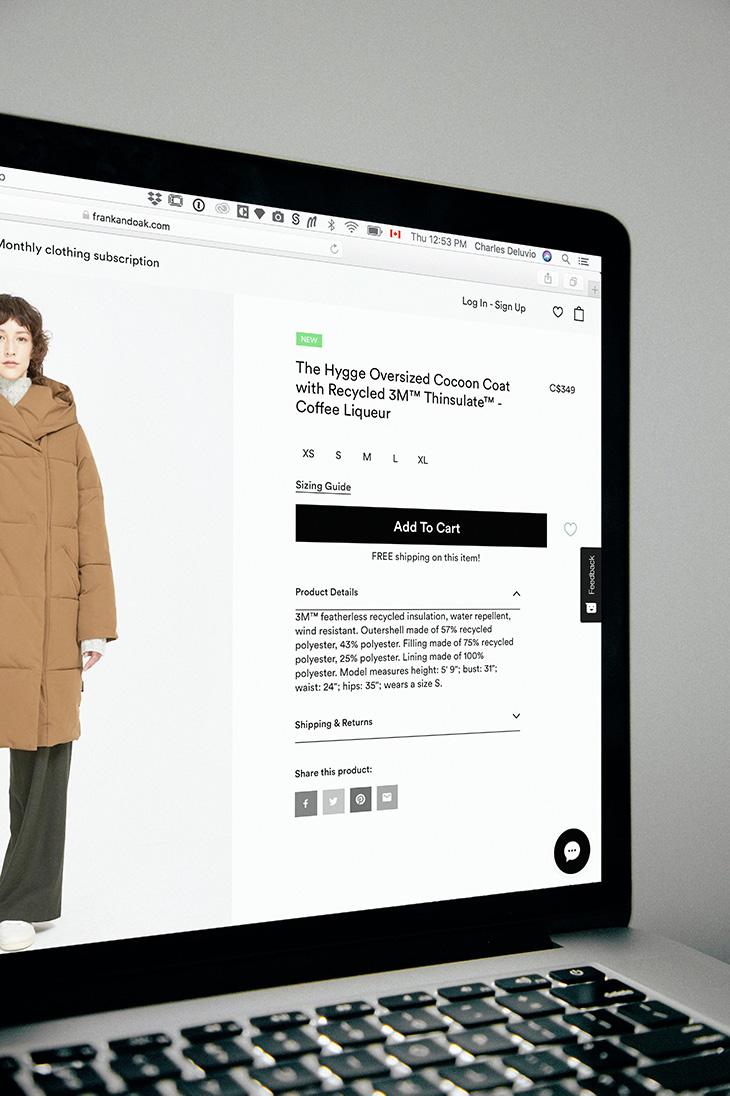 Diseño página web - Estudio Prisma